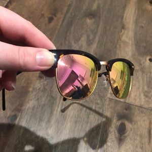 Diff Eyewear Barry Polarized Tortoise Sunglasses